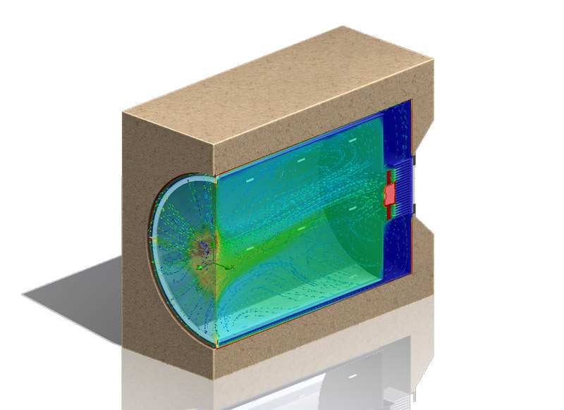 Hygrogen 2-XL Flow Diagram