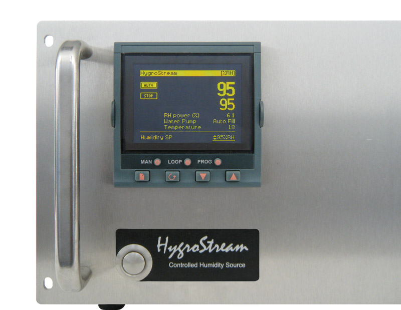 HygroStream Display